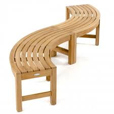 backless bench outdoor buckingham teak backless curved round bench westminster teak