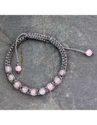 love bead bracelet images Love and prayer quot rose quartz beaded bracelet saint paul 39 s place jpg