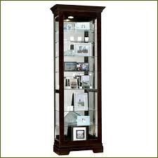 Modern Curio Cabinets Curio Cabinet Klingsbo Glass Doorinet Ikea Corner Curioinets At