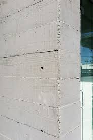 concrete wall david baker architects how to textured concrete