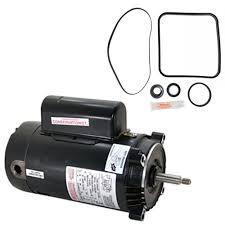 hayward super pump 2 5 hp sp2621x25 replacement motor kit ao smith