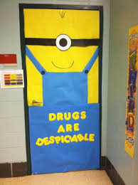 Red Ribbon Door Decorating Ideas Red Ribbon Week Bulletin Board Ideas To Attract Readers Ingan