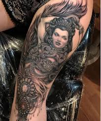 this female tattoo artist just broke major gender barriers
