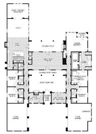 house plans courtyard house plans from the house designers would add a house