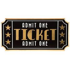 Home Theatre Wall Decor Ticket Admit One Movie Theatre Wooden Sign 3d Home Theater Wall