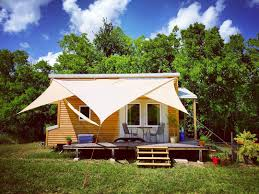 Tinyhouseblog by Hip Tiny House Vacation In Austin Texas Tiny House Villages In
