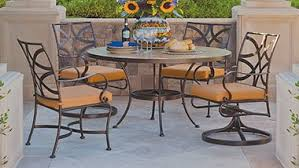 Discontinued Patio Furniture by All Collections O W Lee