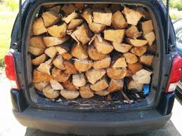 hauling firewood lets see your rig