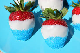 White Chocolate Dipped Strawberries The Recipe Nut Best Recipes And Cooking Ideas Red White And