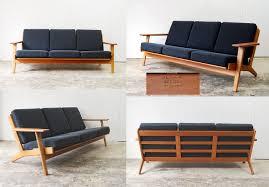 Hans Wegner Sofa by Hans Jørgensen Wegner Sofa Sofaer Pinterest Hans Wegner And