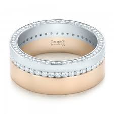 Platinum Diamond Wedding Rings by Mens Platinum Wedding Rings Joseph Jewelry Bellevue Seattle