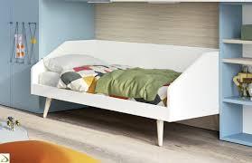 Modern Single Sofa Bed Divano Letto Per Camera Ragazzi Bug Arredo Design Online