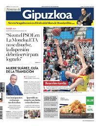 calaméo noticias de gipuzkoa 20140324