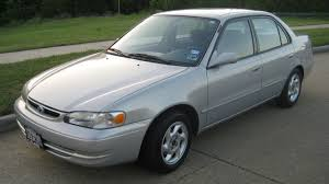 what gas mileage does a toyota corolla get 1999 toyota corolla user reviews cargurus