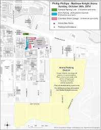 Springfield Oregon Map by Concert And Event Parking And Transportation Matthew Knight