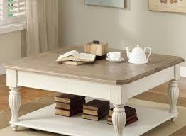 Coffee Tables For Small Spaces by Coffee Tables Amazing White Distressed Coffee Table Designs