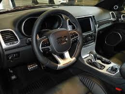 jeep grand cherokee dashboard jeep grand cherokee trackhawk not your average suv toronto star