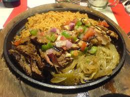 cuisine mexicaine fajitas fajita
