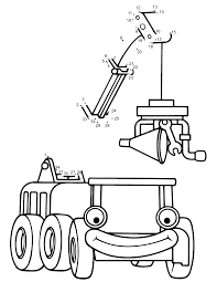 coloring bob builder coloring pages 19