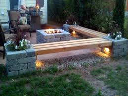 Firepit Bench Awesome Pit With Benches Pit Bench Ideas Pit Ideas