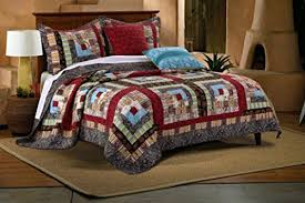 Outdoor Themed Bedding Lodge Cabin Bedding Sets Don U0027t Settle Get What You Like Funk