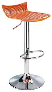 modern orange bar stools funky bar stools colours grey green orange purple red yellow