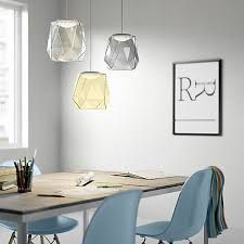 Led Pendant Lights Kitchen by Philips Myliving Italo Led Pendant Light Grey Led Pendant