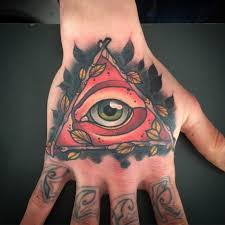 tattoos for traditional all seeing eye