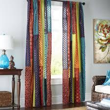 Curtains World Market Curtain 48 Length Curtains Boho Curtains Curtains World Market