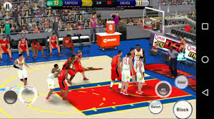 nba 2k14 android pba 2k16 android gameplay modded nba 2k14 credits to all