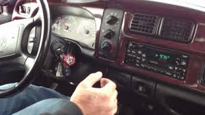 2002 dodge ram diesel 4x4 manual wheel kinetics youtube