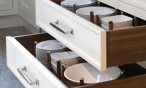 Kitchen Cabinet Plate Organizers Diy Kitchen Cabinets Drawers Replacement