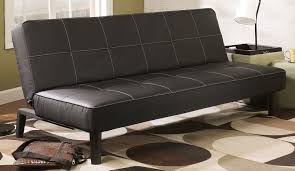 buy ashley furniture 7050745 vito black flip flop sofa