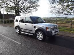 2005 55 plate land rover discovery 3 hse 2 7tdv6 auto silver black