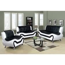 White Living Room Sets Youll Love Wayfair - Living room set