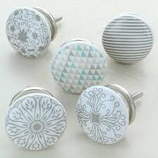 Kitchen Cabinet Knobs Ceramic Door Handles Ceramic Door Handles Cabinet Horsechen