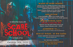 world of fun halloween haunt events