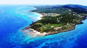 Roatan Map Top10 Recommended Hotels In West Bay Roatan Island Honduras