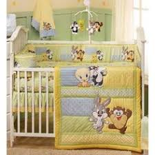 Bird Decor For Nursery Baby Looney Tunes Baby Crib Bedding Set And Nursery Decor With