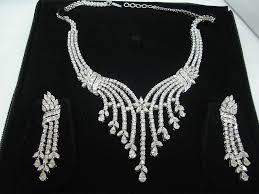 diamond necklace gift images Diamond necklace set bridal jewellery diamond jewellery buy jpg