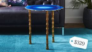 Make Your Own Coffee Table by Project Idea Make A Cb2 Blue Agate Table For Under 60