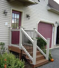 Back Porch Stairs Design Back Door Steps Ideas Ok So You Need More Than A Landing With A