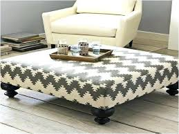 padded coffee table cover cloth ottoman coffee table cloth ottoman with storage ottoman coffee