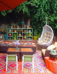 Backyard Paradise Ideas 17 Beauty Bohemian Patio Designs U2013 Top Easy Decor Project For
