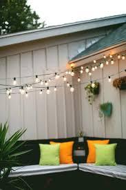 how to hang lights on stucco how to hang outdoor string lights how to hang outdoor string lights