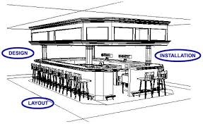 restaurant bar designs layouts restaurant design layout