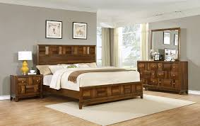 Walnut Bedroom Furniture Roundhill Furniture Calais Solid Wood Bedroom Set Review