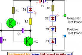 electric fence tester circuit diagram wiring diagram
