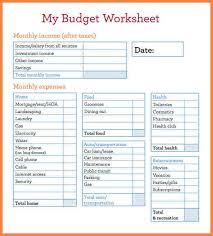 9 hoa budget spreadsheet costs spreadsheet