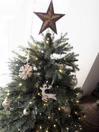 how to style a christmas tree stylonylon